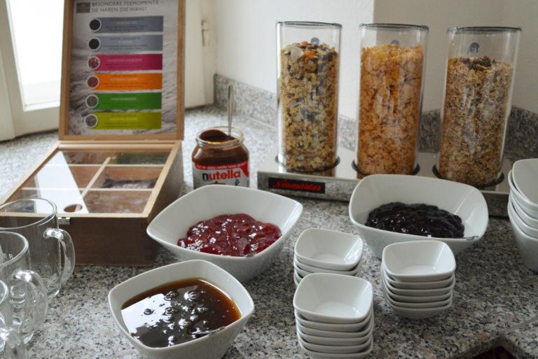 Frühstücksbuffet Boutique Hotel Selb